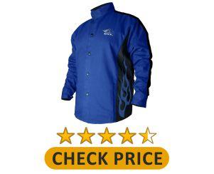 Black Stallion BSX FR Welding Coat