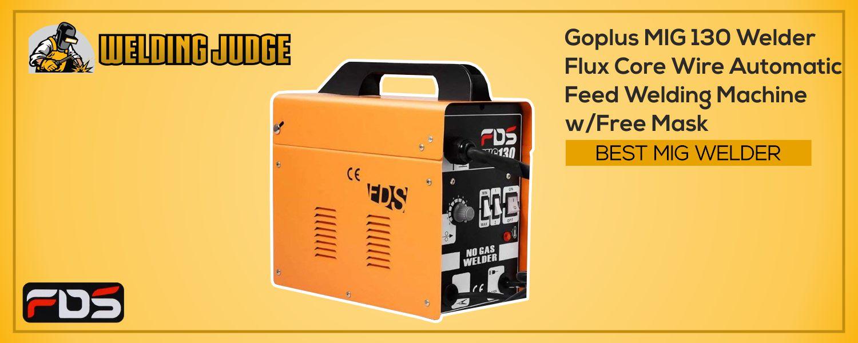 Best Flux Core Wire automatic MIG welding machine