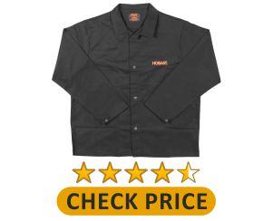 Hobart 770569 Flame Retardant Cotton Welding Jacket