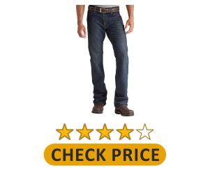 ARIAT Men's Flame Resistant M4 Low Rise Jean product iage