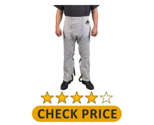 MCR Safety 38600MW Leather Welding Chaps product image