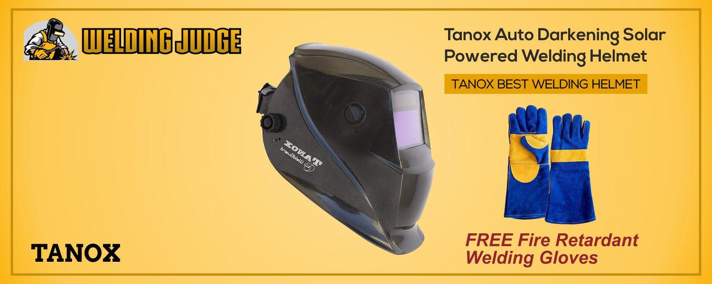 TANOX BEST WELDING HELMET