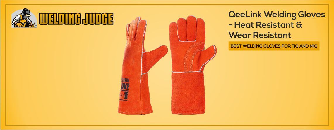 BEST WELDING GLOVES FOR TIG AND MIG