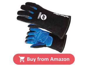 Miller 263343 Arc Armor MIG Stick Welding Glove Large