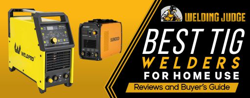 Best TIG welder for home use 2020