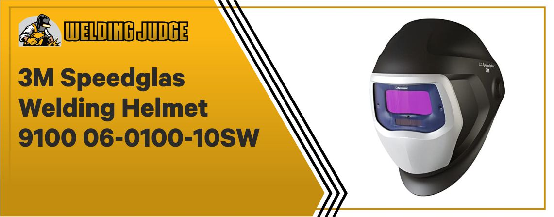 3M Speedglass 9100 - Best Welding Helmet for the Money