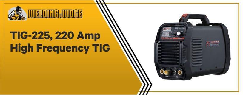Amico TIG-225 - Best Inverter Welding Machine
