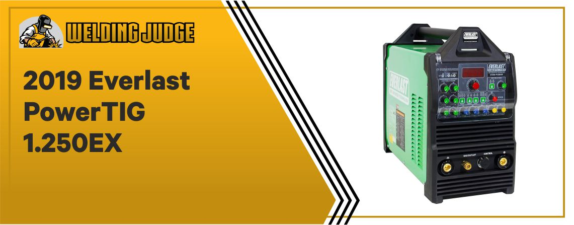 Everlast PowerTIG 250EX - Best AC and DC TIG Welder
