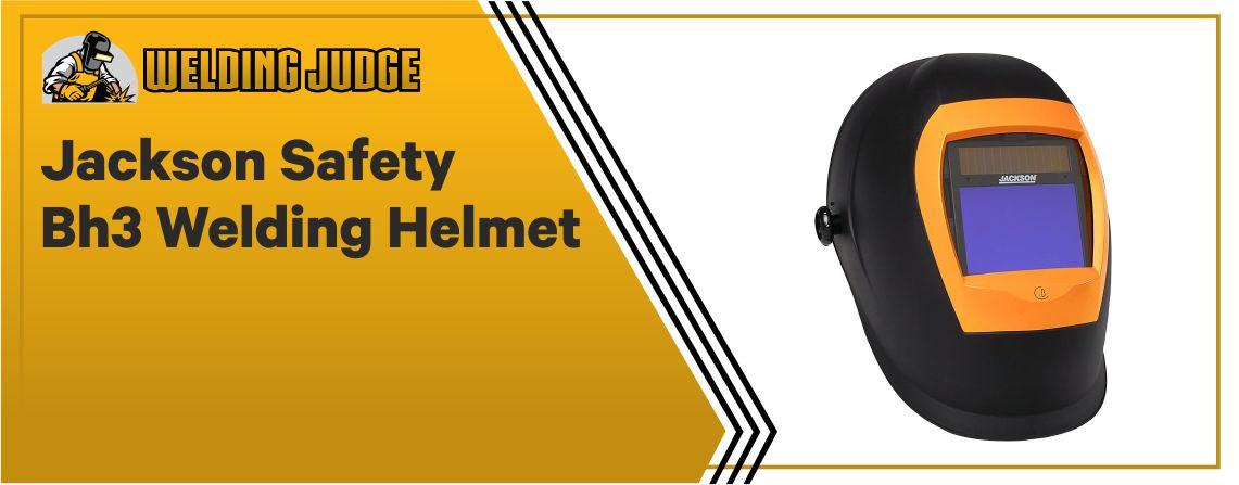Jackson Safety BH3 - Welding Helmet with Balder Technology