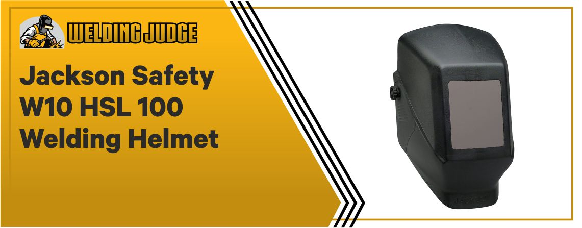 Jackson Safety HSL100 - Best Light-weight Welding Helmet