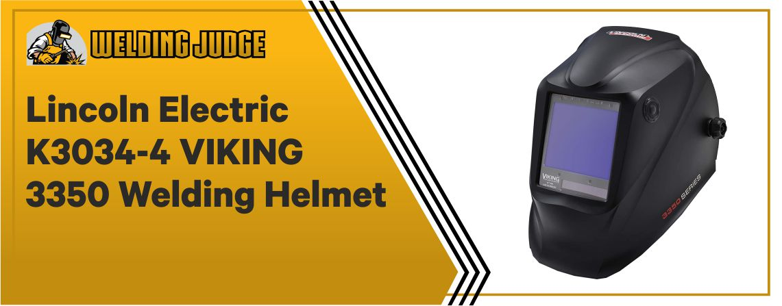 Lincoln Electric VIKING 3350 - Best for Beginners