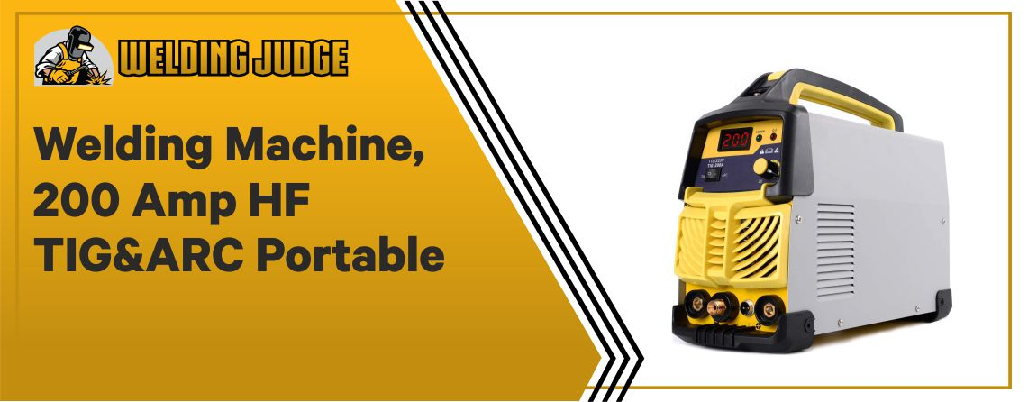 S7 TIG and Arc - Portable Welding Machine