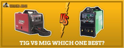 TIG VS MIG