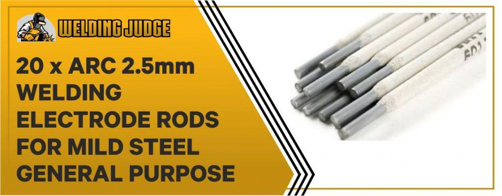 Langley Welding Electrode Rods
