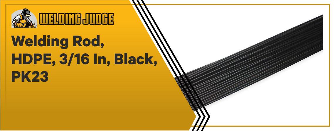 Seelye HDPE - Best Welding Rod for Beginners