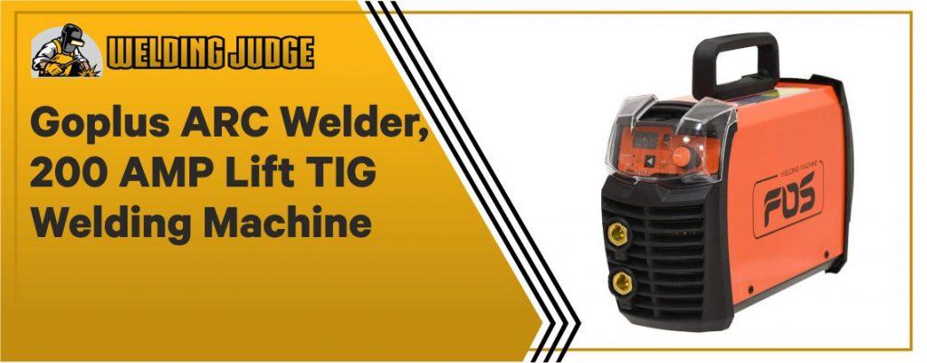 Goplus MMA TIG ARC IGBT Welding Machine