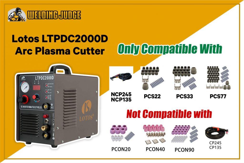 Lotos LTPDC2000D Compatiblity