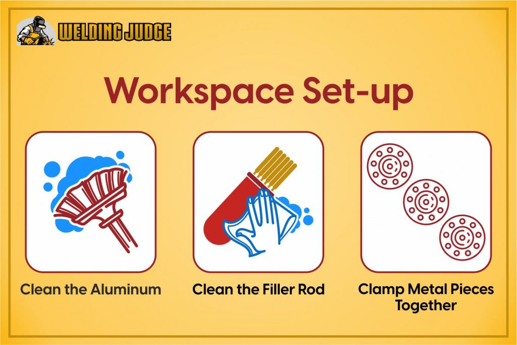 Welding Workspace