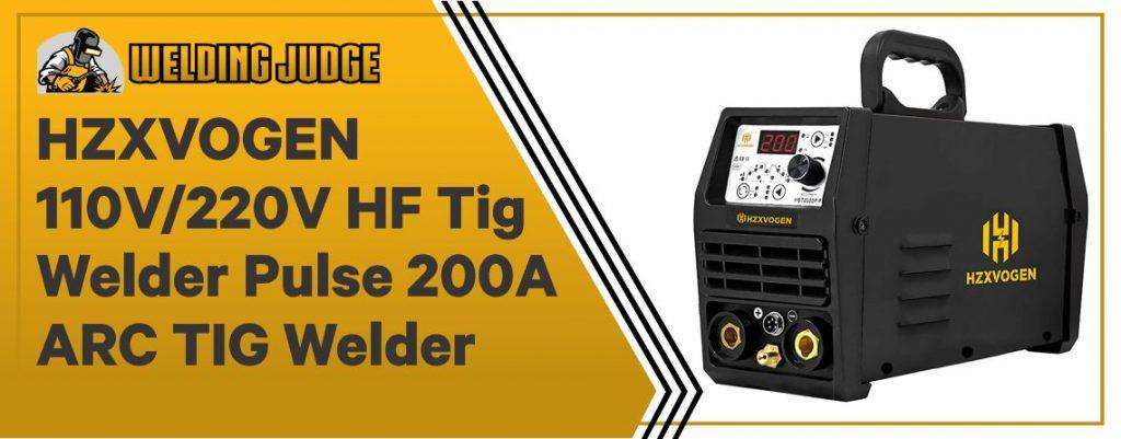 HZXVOGEN 220V - Best TIG Arc Stick Welder Under $1000