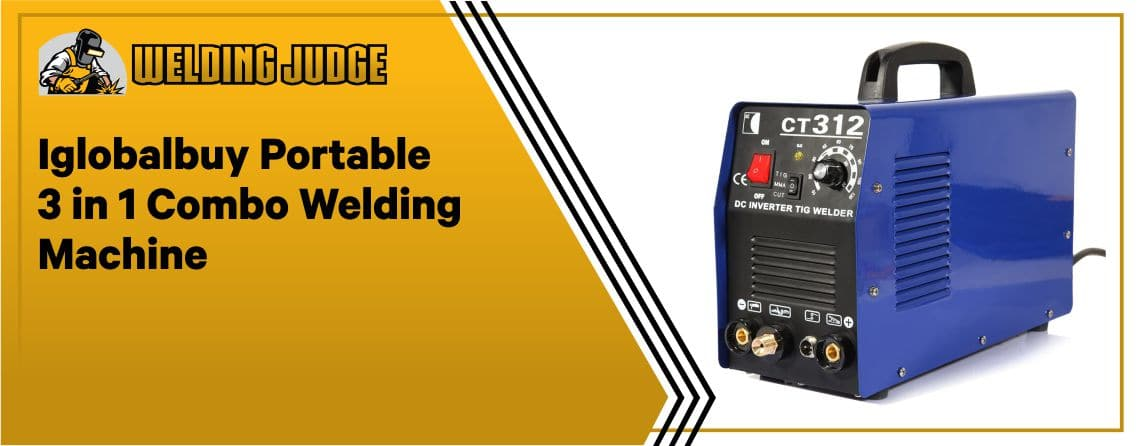 Iglobalbuy Portable - TIG Welding Machine