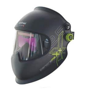 Optrel Panoramaxx Auto Darkening Welding Helmet Black