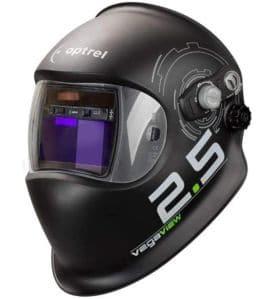 Optrel Vegaview comfort 2.5 welding helmet