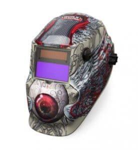 600S auto darkening welding helmet