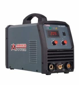 Amico Power TIG 200 DC Dual Voltage Welding Machine Review