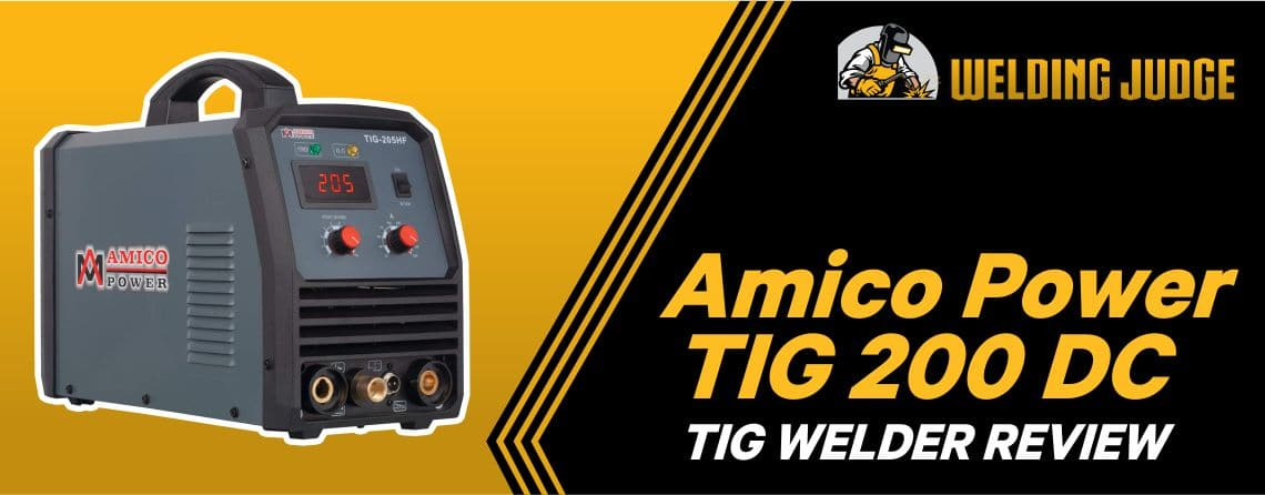 Amico Power TIG 200 DC TIG Welder Review
