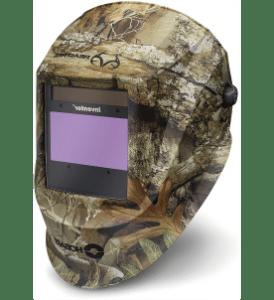Hobart 770875 camo welding helmet