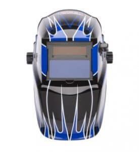 K3064-1 different shades blue auto-darkening welding helmet