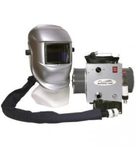Breathe-cool 2 welding helmet
