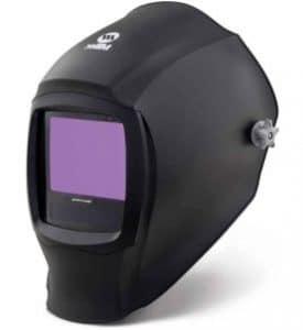 Miller 280045 Matte Black Welding Helmet